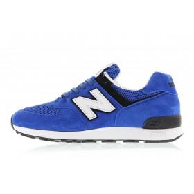 New Balance Men Balance Made In England Blue/black